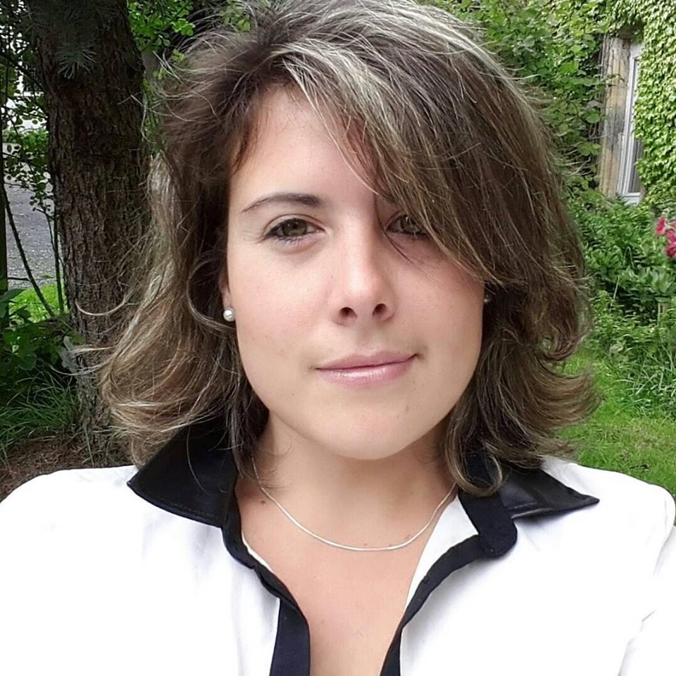 Camille Zelisko, spécialiste nutrition équine